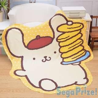 Sanrio Pompompurin towel 布甸狗 特大毛巾