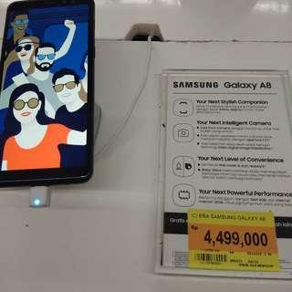Kredit Samsung Galaxy A8