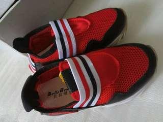 New!!!cuci gudang sepatu anak import