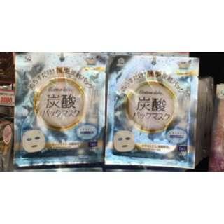 Cotton Labo碳酸面膜  日本代購