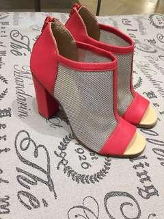 Sepatu MM6 Ankle Corral