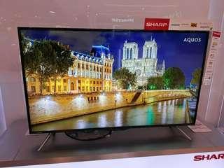 Brandnew SHARP Led tv & Smart Tv & 4k 8k Android tv