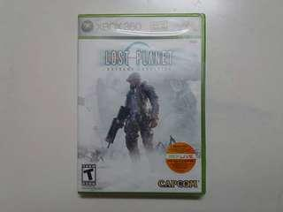 🆕CD XBOX360  Lost Planet