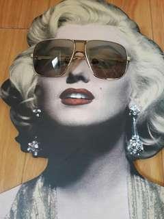 🚚 [真古董收藏]Vintage 義大利製 Safilo 太陽眼鏡