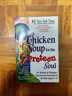🚚 Chicken Soup for the Preteen Soul (Ages 9-13)