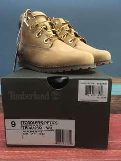 Timberland toddler boots / Charles & Keith loafers