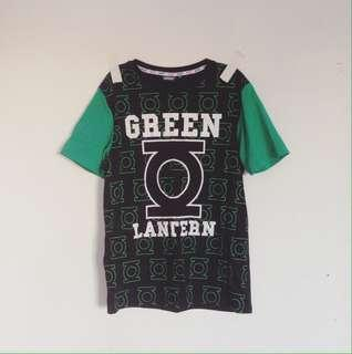 ❤️Justice League Green Lantern Shirt