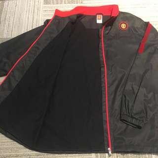 Official Manchester United Jacket! As good as New! Velvet