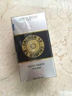 parfum Jeanne Arthes for men new