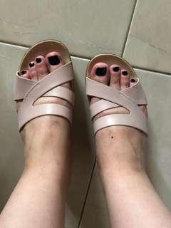 Hush Puppies Soft Pink Shoes