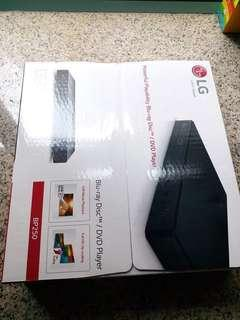 LG 藍光碟機 BP250