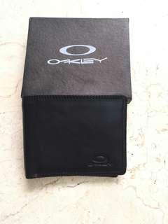 Dompet merk oakley new