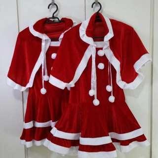 Christmas Santarina Dress