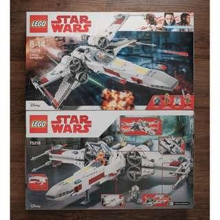 LEGO Star Wars X-Wing Starfighter 75218 (Latest X-wing) 30% OFF