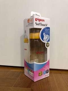 Pigeon SofTouch PPSU milk Bottle