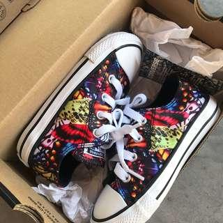 Chuck Taylor All Star Toddler Low butterfly