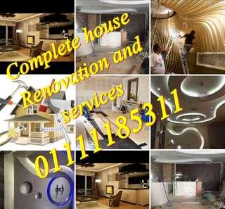 Home Renovation and services