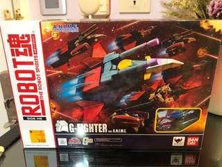 (二手)Robot 魂 213 G Fighter side ms a.n.i.m.e anime Gundam 高達