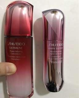 Shiseido Ultimute Power infusion concentrate 100ml