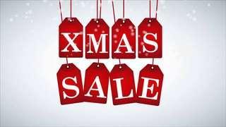 Christmas Sale!!!