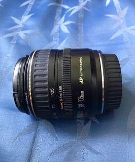 Canon EF28-105mm f/3.5-4.5 Zoom Lens