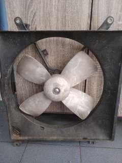 Kipas radiator wira fan