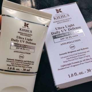 Ultra Light Daily UV Defense Tone Up Cream SPF 50 PA ++++