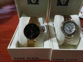 Authentic Anne Klein With Diamonds ⌚