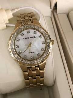 Authentic Anne Klein Watches with diamond 😍