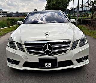Mercedes e250 amg spec 2014