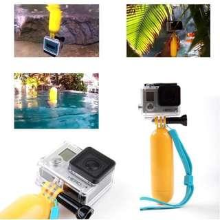 GoPro Yellow Float Buoy