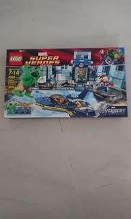 Lego 6868 Avengers