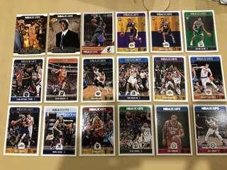 NBA Cards ('90s, 2000s, and Current NBA Players)