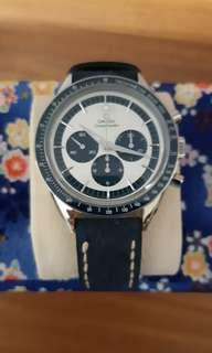 BNIB Omega Speedmaster CK2998 Limited Edition Blue and Silver Dial