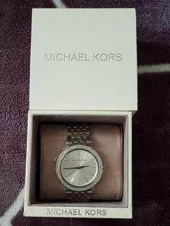 Authentuc Michael Kors Darci Watch