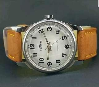 Vintage Fortis watch (for parts or repairs)
