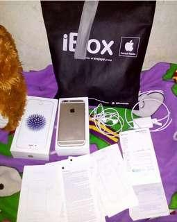 Iphone 6 32GB GOLD mulus fullset ex ibox