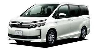Toyota Voxy Hybrid 1.8 V (A)