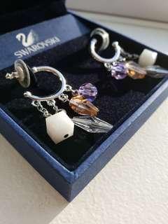 Swarovski Pierced Earrings