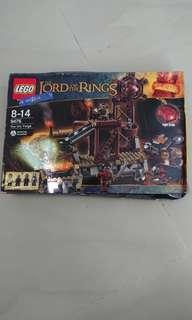 Lego 9476 魔戒 全新 盒殘