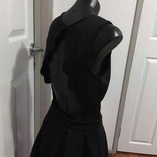 Black Dress Size Small