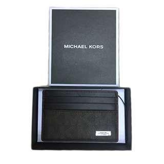 MICHAEL KORS Jet Set Tall Card Case Holder 6H7LMND1U