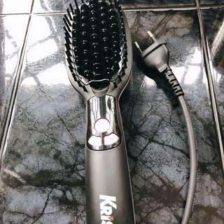 Kris Hair Straightener Brush