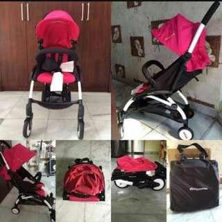 Jual stroller baby minni time