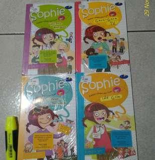 Buku Anak Sophie Toto chan dari Turki