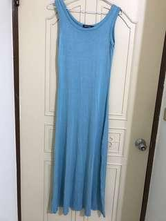 🚚 無袖長洋裝