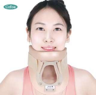 Neck collar or neck brace support