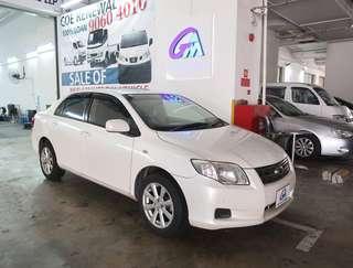 Toyota Corolla Axio 1.5 X Auto