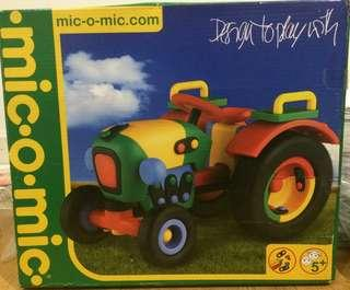 [FOR KIDS] Selling DIY tractor!