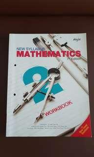 New Syllabus Mathematics workbook 2